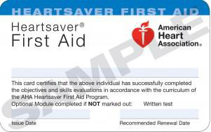 First-Aid-card